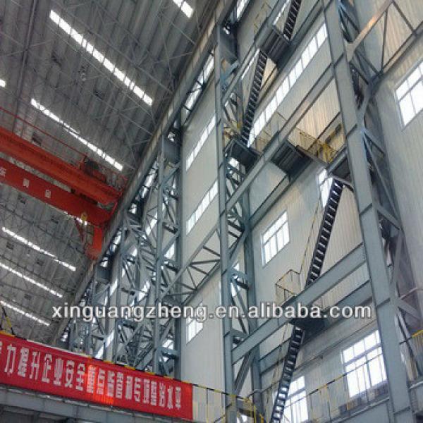 steel plant construction prefab steel warehouse steel construction warehouse #1 image