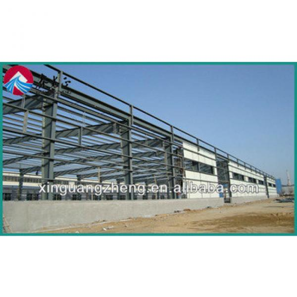 steel structure industrial hall light gauge #1 image