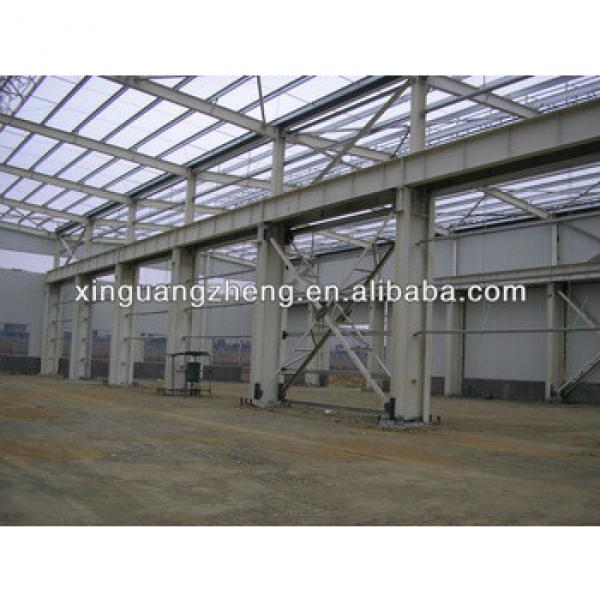 pre fabricated steel structure building #1 image