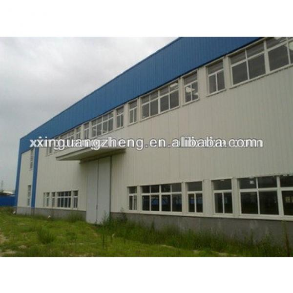 light steel structure prefabricated storage building for sale #1 image