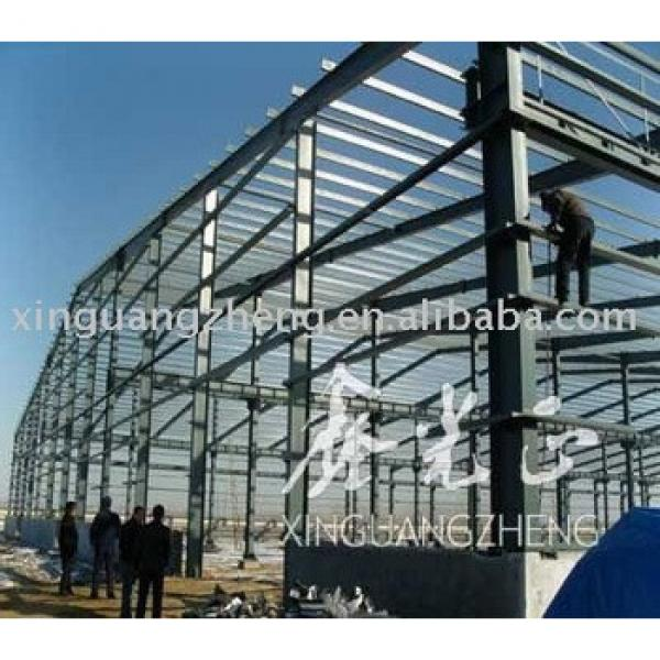 steel shelter prefabricated warehouse building #1 image