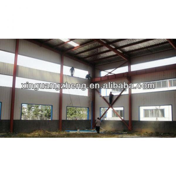 light steel structure steel storage warehouse shelter manufacturers #1 image