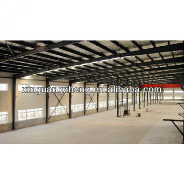 steel structure fabricated disassemble warehouse for sale #1 image