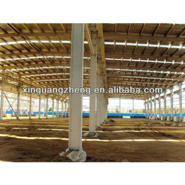 light portable structural steel frame warehouse for sale #1 image