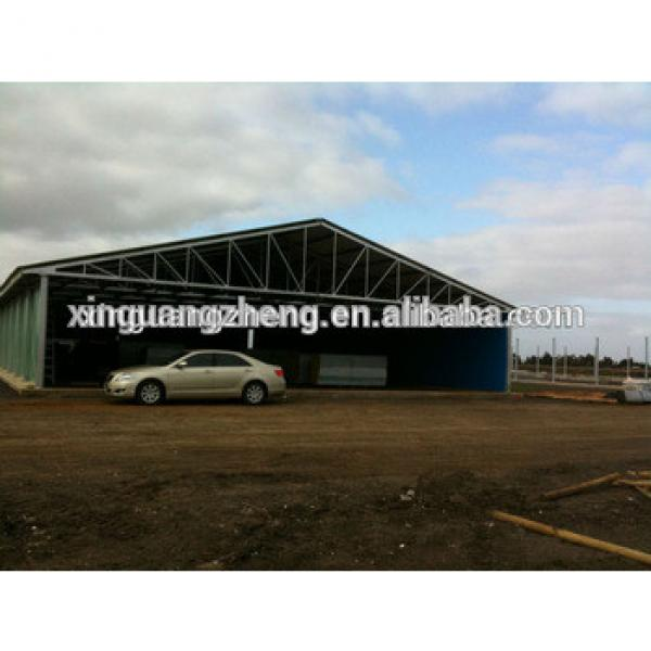 Xinguangzheng factory manufacture chicken shed poultry farm #1 image