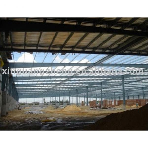 light steel structure portable warehouse #1 image