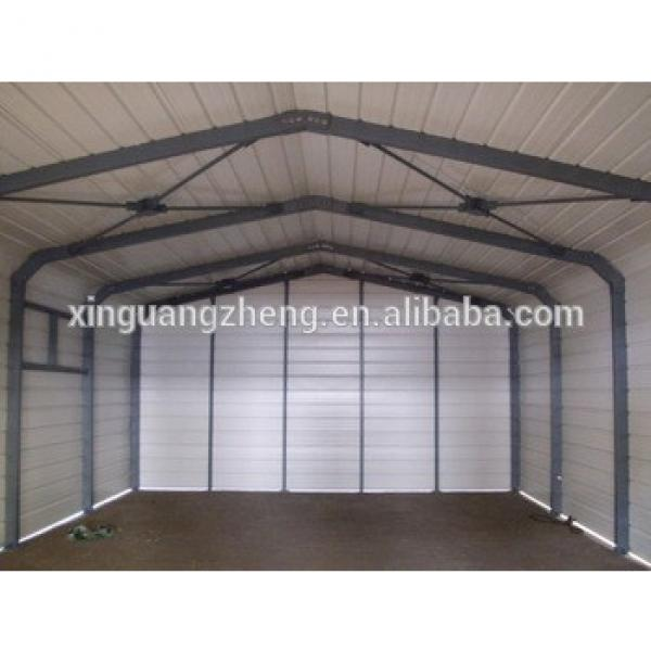 Large Space Steel Structure Building for Pole Barns #1 image