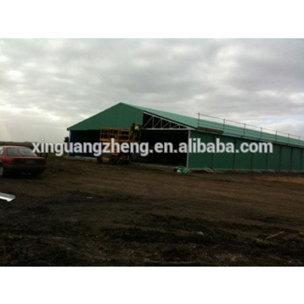 low cost beach small prefabricated steel warehouse shed #1 image