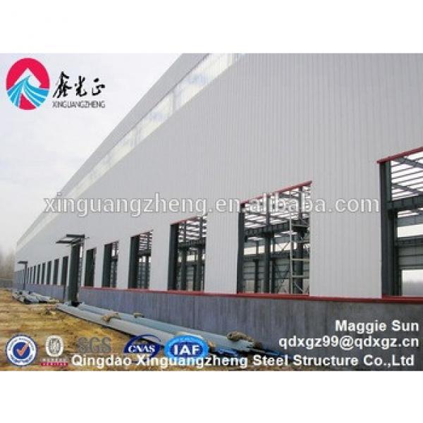 pre-engineering steel structure building steel storage buildings steel structure factory design #1 image