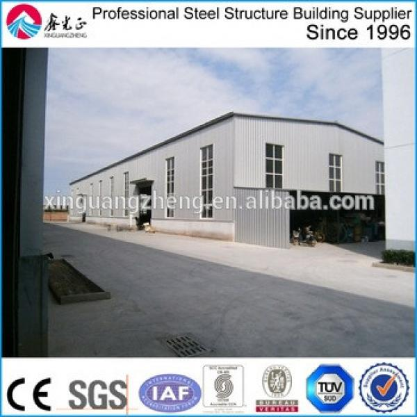 steel structure small prefabricated building cheap construction metal sheds #1 image