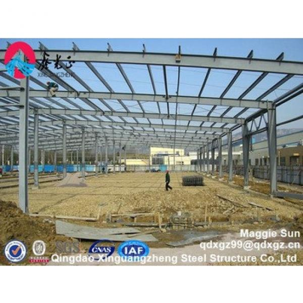 Steel structure warehouse building kits #1 image