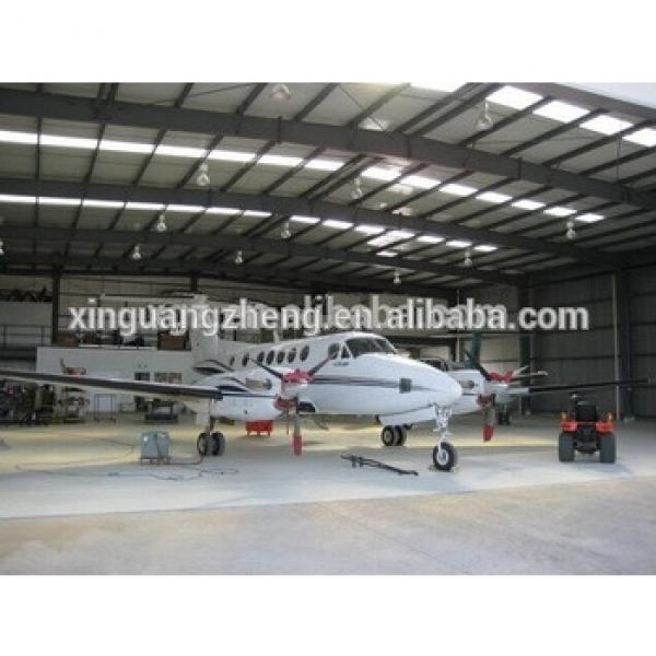 Steel structure hangar #1 image
