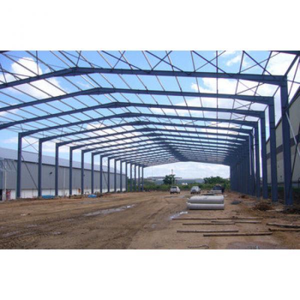 Steel Workshop Application Shop Building #1 image