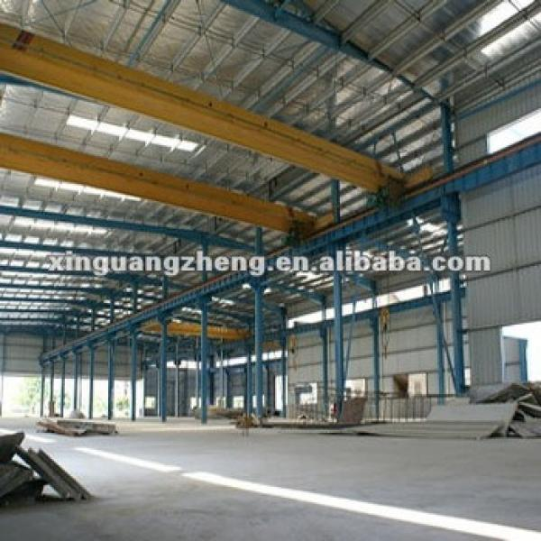 Light Steel Construction warehouse /steel metal building /poutry shed/garage #1 image
