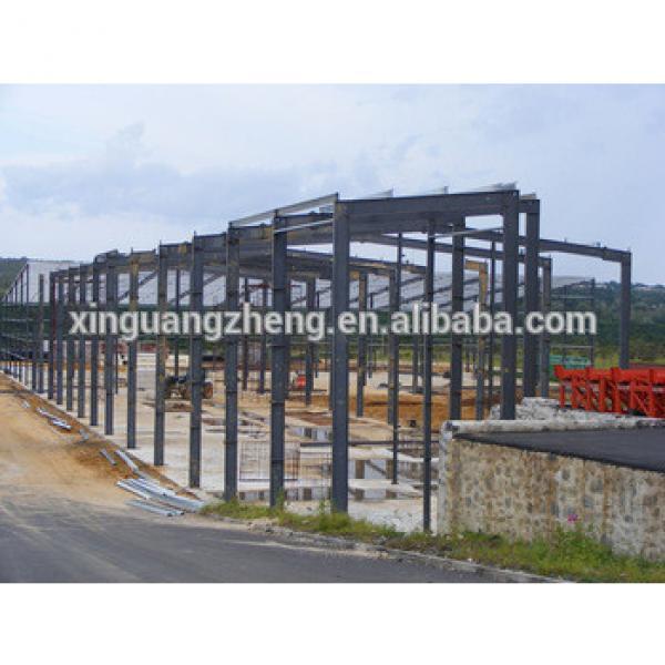 economic gabon steel warehouse building #1 image