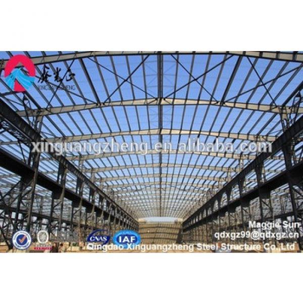 3000m2 Steel Frame Structure Prefab Steel Building Warehouse/ Workshop #1 image