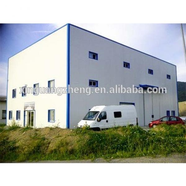 economic prefabircated Engineered building exported to Algeria #1 image