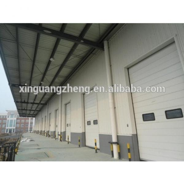 CE Certification Preabricated steel logistic warehouse #1 image