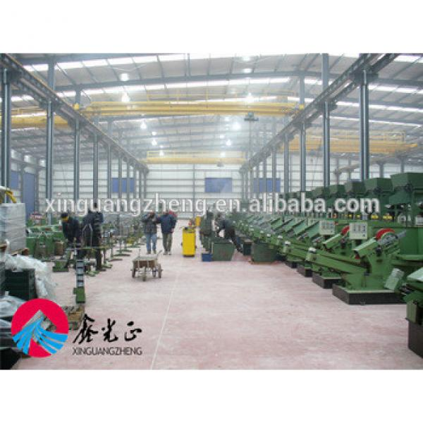 Best quality dis-assemble steel structure warehouse shed #1 image