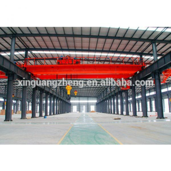 Light Weight/Guage Engineering Building Warehouse Projects with 10t Crane #1 image