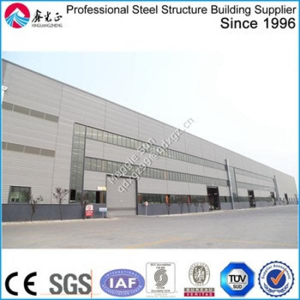 Quick install design Building Construction steel structure storage warehouse #1 image