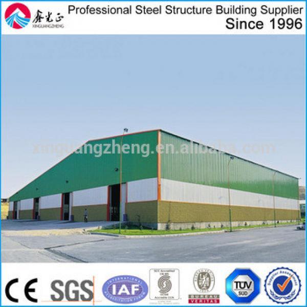 2015 new design prefabricated steel warehouse building #1 image