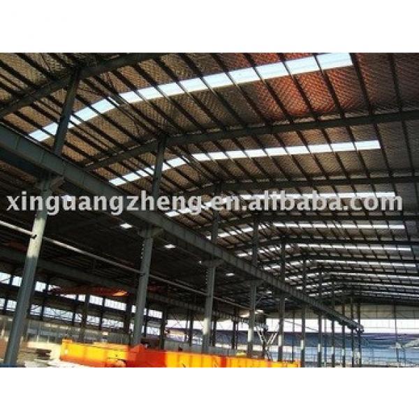 prefabricated light steel structure, warehouse & workshop design, installation #1 image