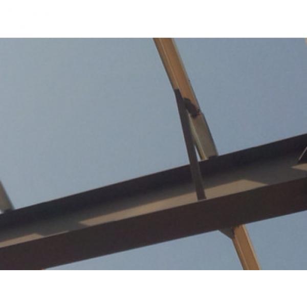 galvernised steel structure bridge #1 image