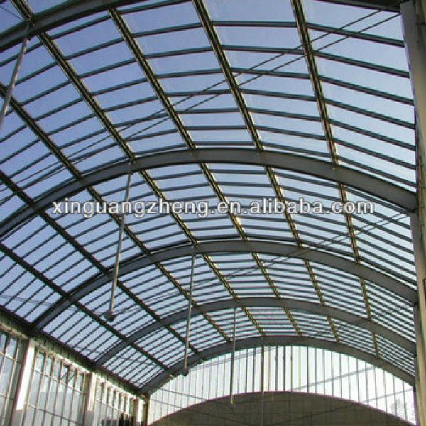 light prefab construction design steel structure warehouse drawings #1 image