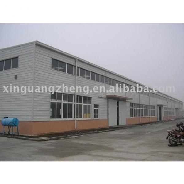construction light steel structure warehouse & workshop #1 image