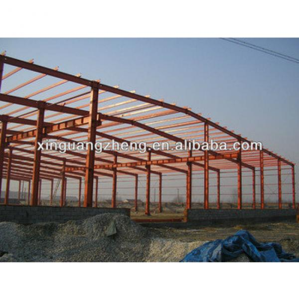 Prefab steel structure sandwich panel warehouse,prefabricated steel structure warehouse,warehouse design and construction #1 image