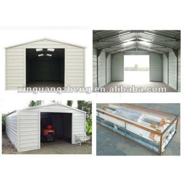 China supplier Steel Structure Building Warehouse for animal #1 image