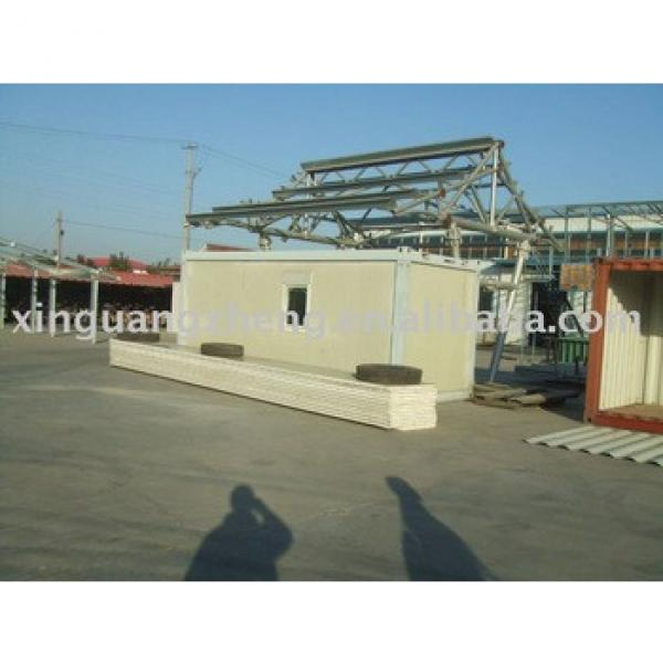 low cost light metal steel frame structure warehouse building sale #1 image