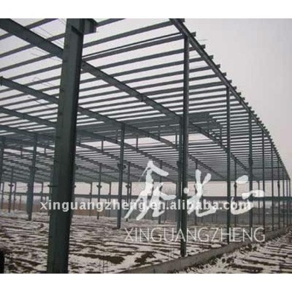 China supplier Steel Structure Double Truss Building Warehouse Shelter #1 image