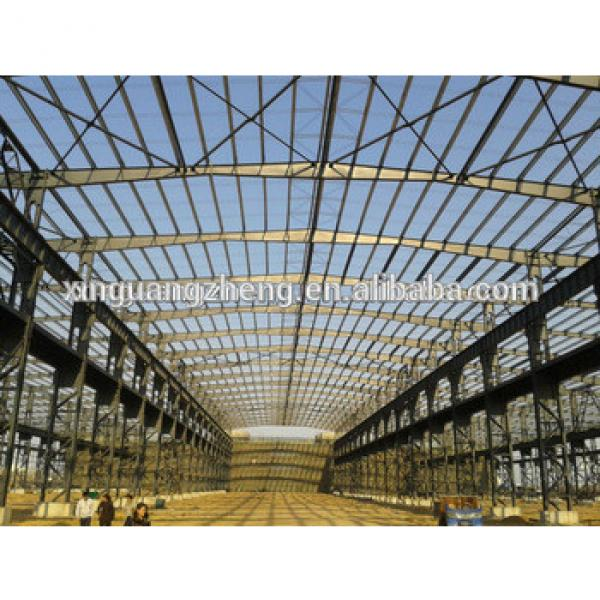 prefabricated steel frame structure warehouse building house #1 image