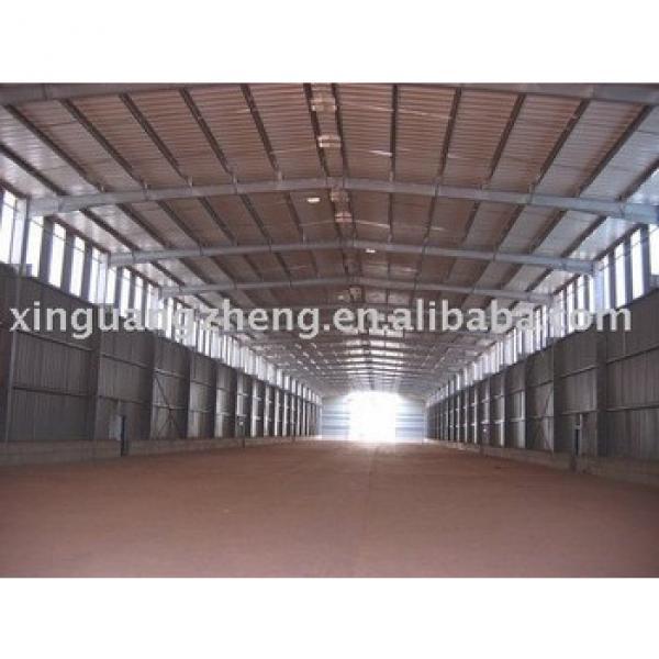 prefab light steel structure warehouse building #1 image