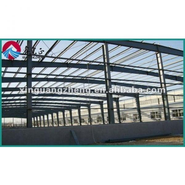 light steel structure shed #1 image
