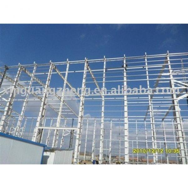 light steel structure metal frame shed #1 image