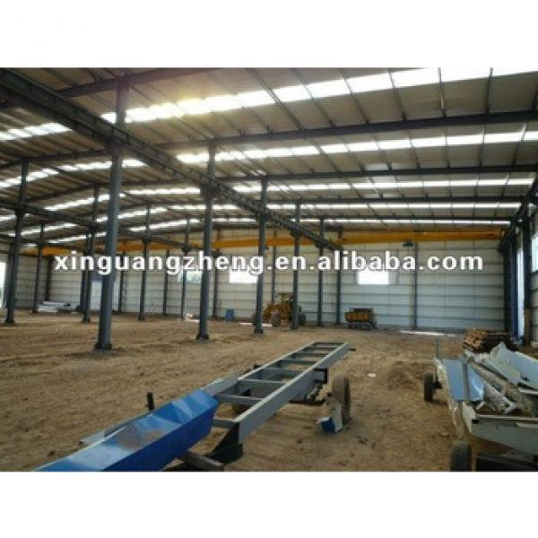 Steel structure warehouse project/office/homes/workshop/poutry shed/chicken house/garager/project #1 image