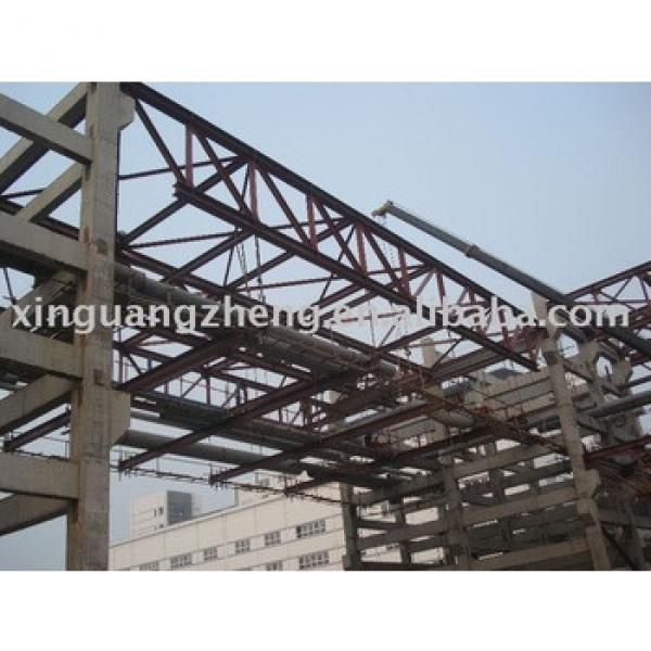 H beam Steel structure warehouse/plant/workshop/poutry shed #1 image