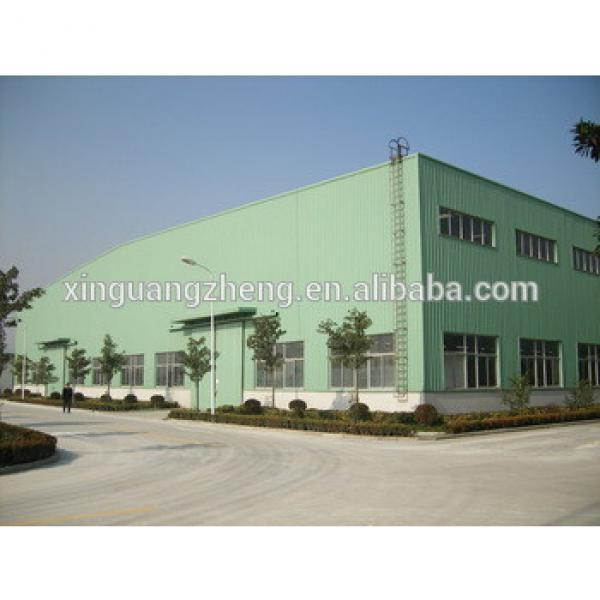 light steel structure prefabricated building sandwich panel shed #1 image