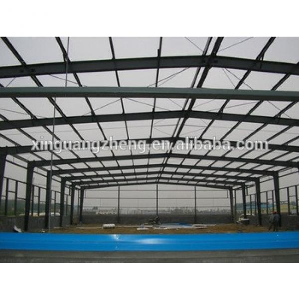 cheap china prefab warehouse 1500 square meter #1 image
