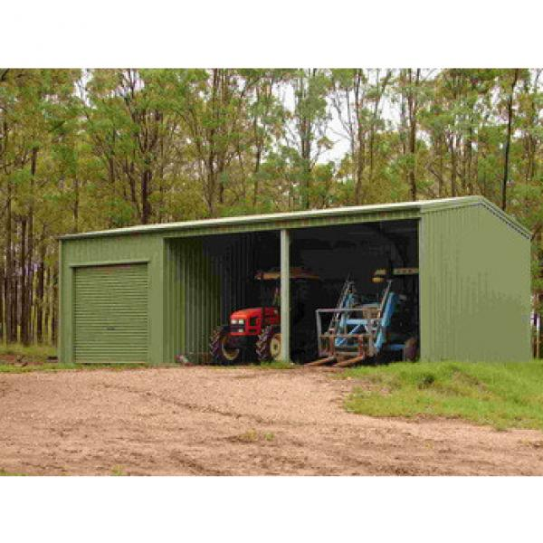 cheap farm and machinery steel shed #1 image