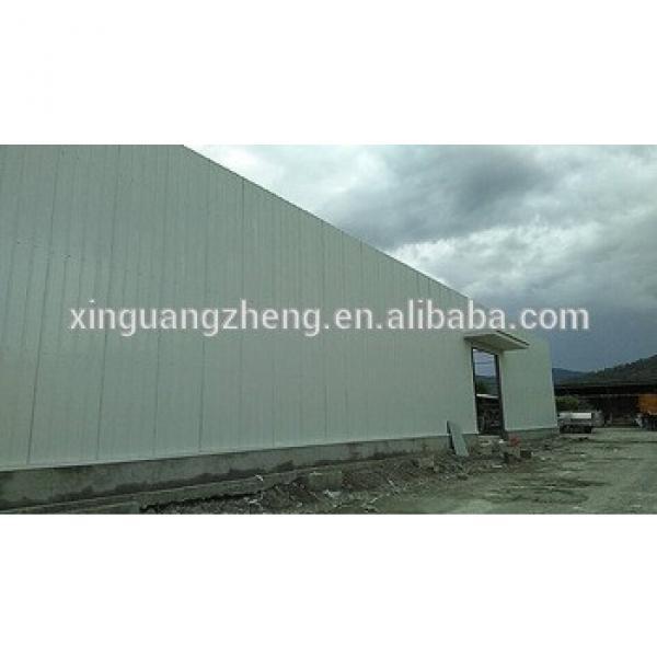 prefabricated steel frame industrial barn #1 image