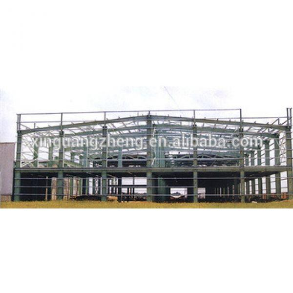 chinese guangzhou steel structural bonded warehouse #1 image