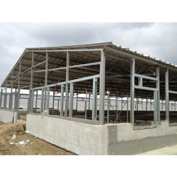 prefabricated steel structure pig farm shed #1 image