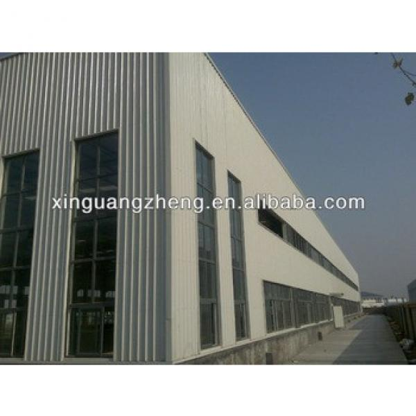light steel fabrication the quickly erectable warehouse building #1 image