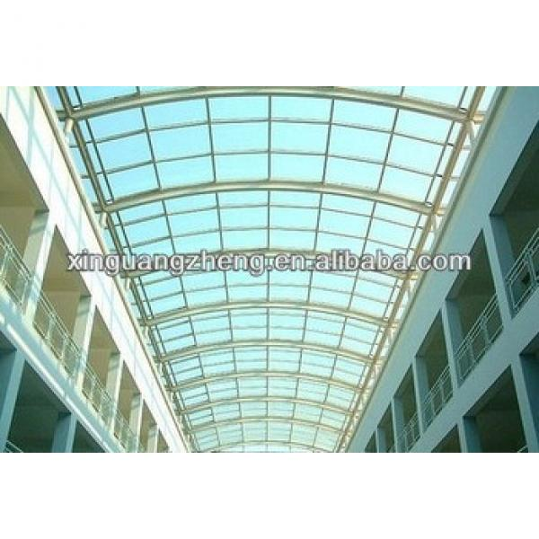 light steel prefab structure frame industrial warehouse buildings #1 image