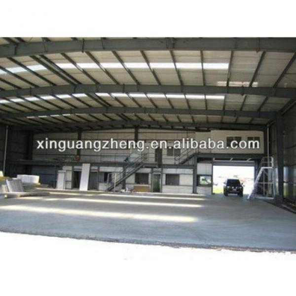 lightweight steel prefab structure frame industrial warehouse buildings #1 image