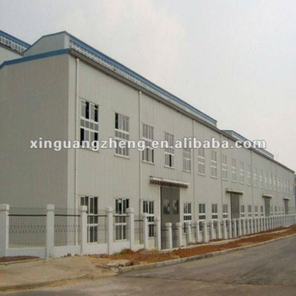 XGZ Steel Structure Warehouse & Workshops #1 image